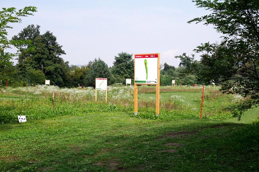 Nogometni park Sneberje